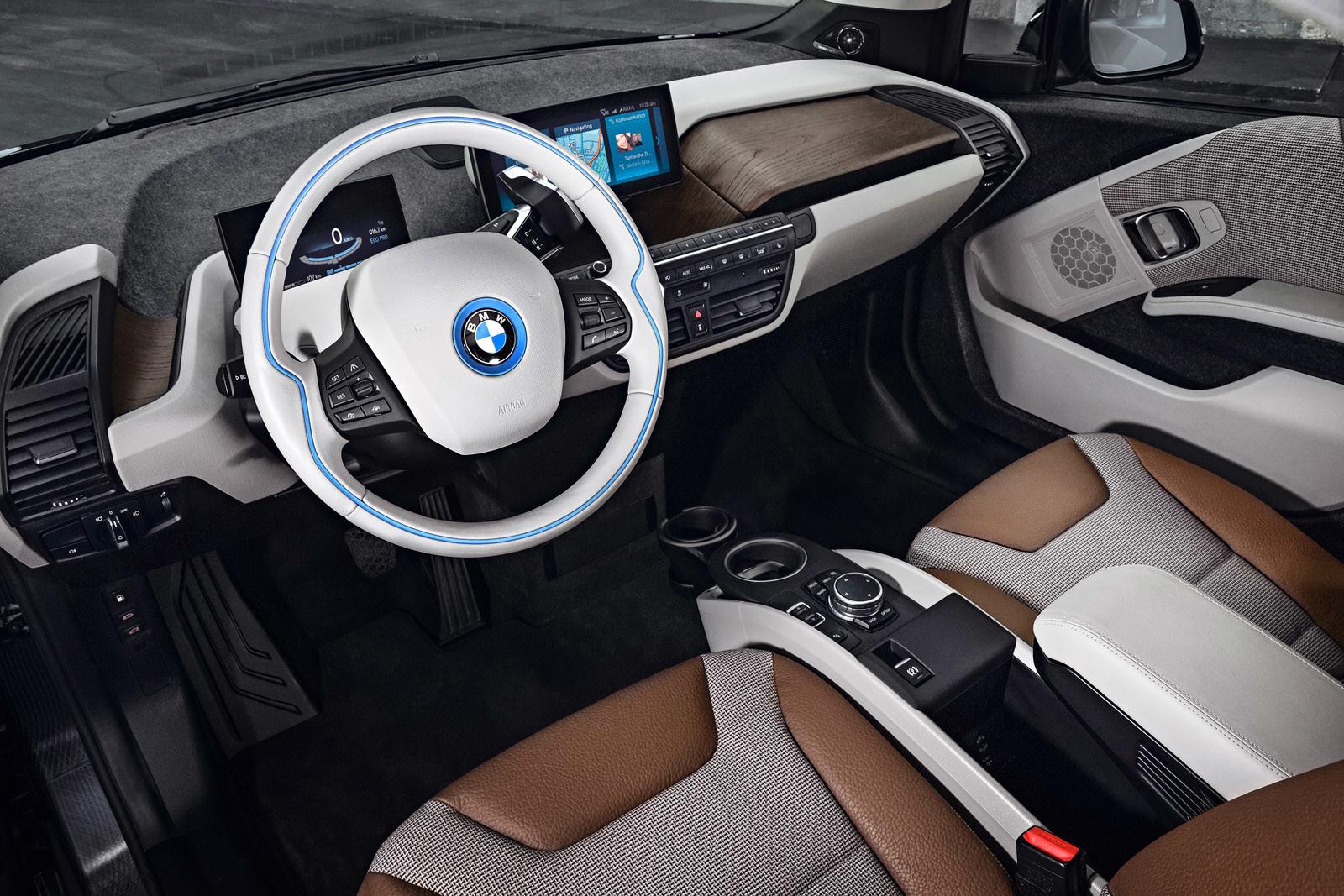 Foto de BMW i3 y i3s 2018 (55/139)