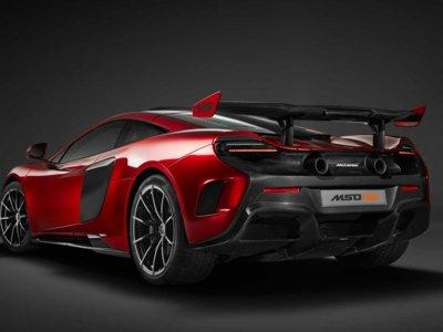 Este es el McLaren MSO HS: aún más rápido, más radical y más exclusivo que el 675LT