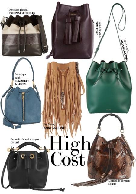 Bucket Bag High Cost