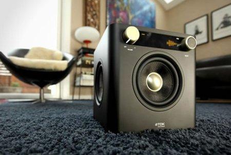 TDK Sound Cube, el altavoz definitivo para tus gadgets