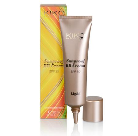 Sunproof BB Cream SPF 30 de Kiko