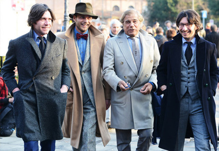 Los cinco italianos mejores vestidos del momento