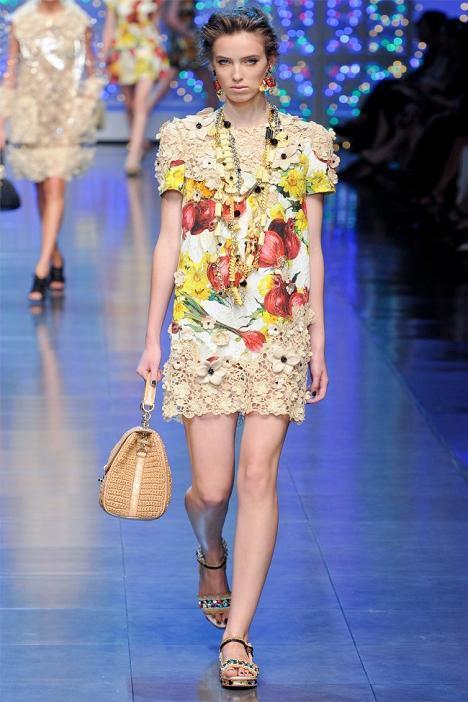 Foto de Dolce & Gabbana Primavera-Verano 2012 (52/74)