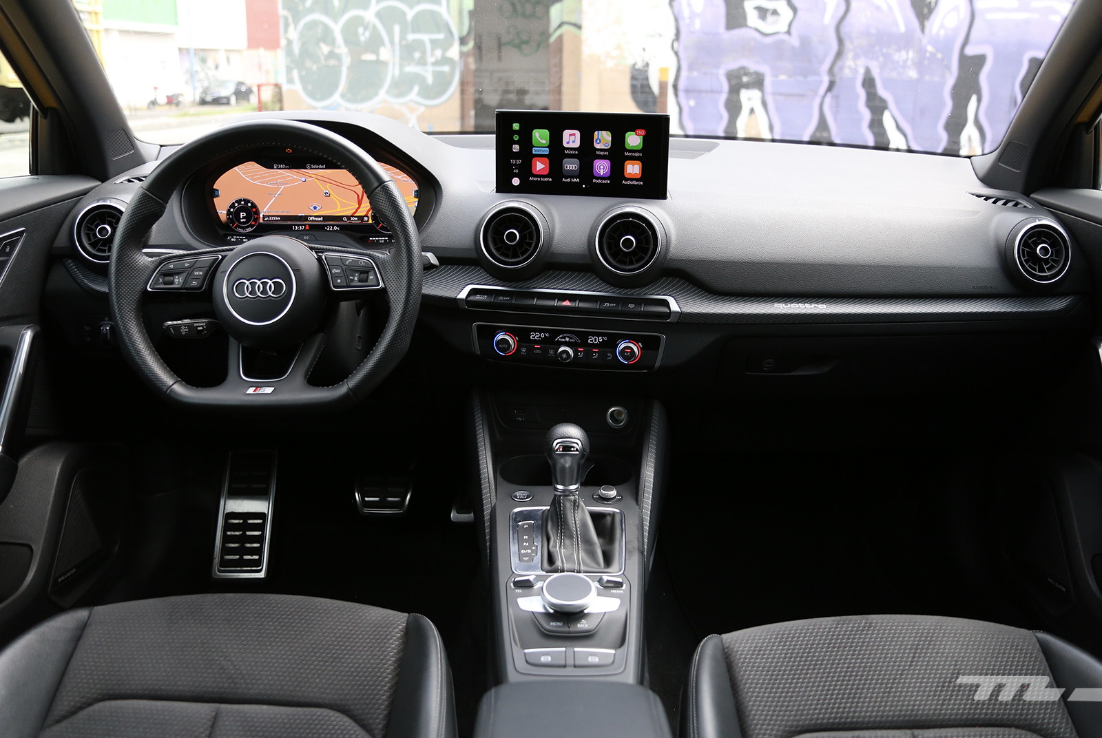 Foto de Audi Q2 (prueba) (10/17)