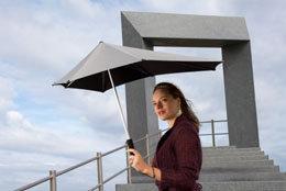 Paraguas de fuerza diez
