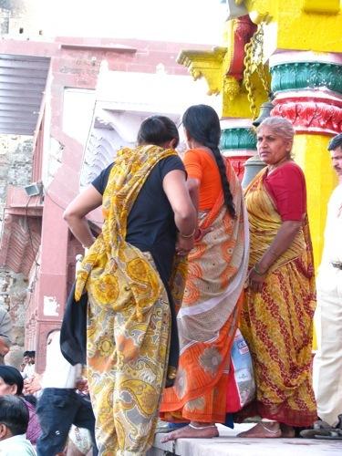 Caminos de la India: de vuelta a Mathura