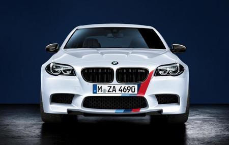 Los accesorios BMW M Performance llegan a los M5 y M6 Coupé, Cabrio y Gran Coupé