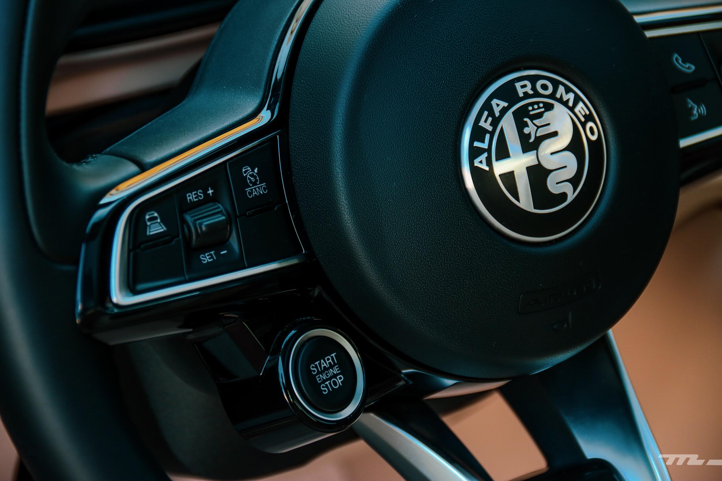 Foto de Alfa Romeo Giulia Lusso 2021 (53/83)