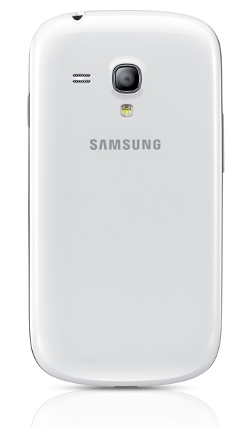 Galaxy S3 mini atras