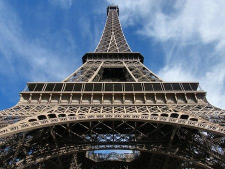 Y el edificio más fotografiado del mundo es... la Torre Eiffel