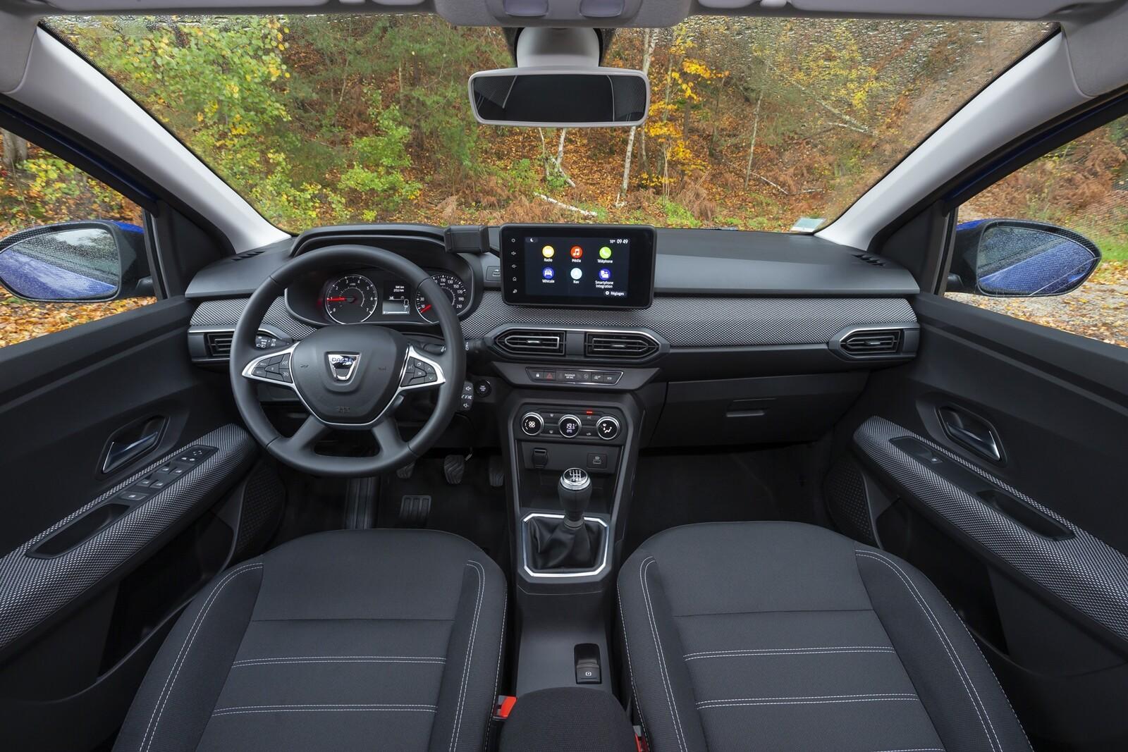 Foto de Dacia Sandero 2020, prueba (32/47)