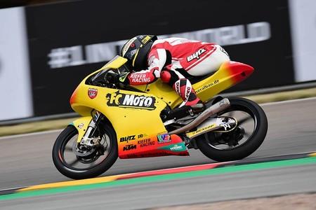 Greiger Alemania Moto3 2019