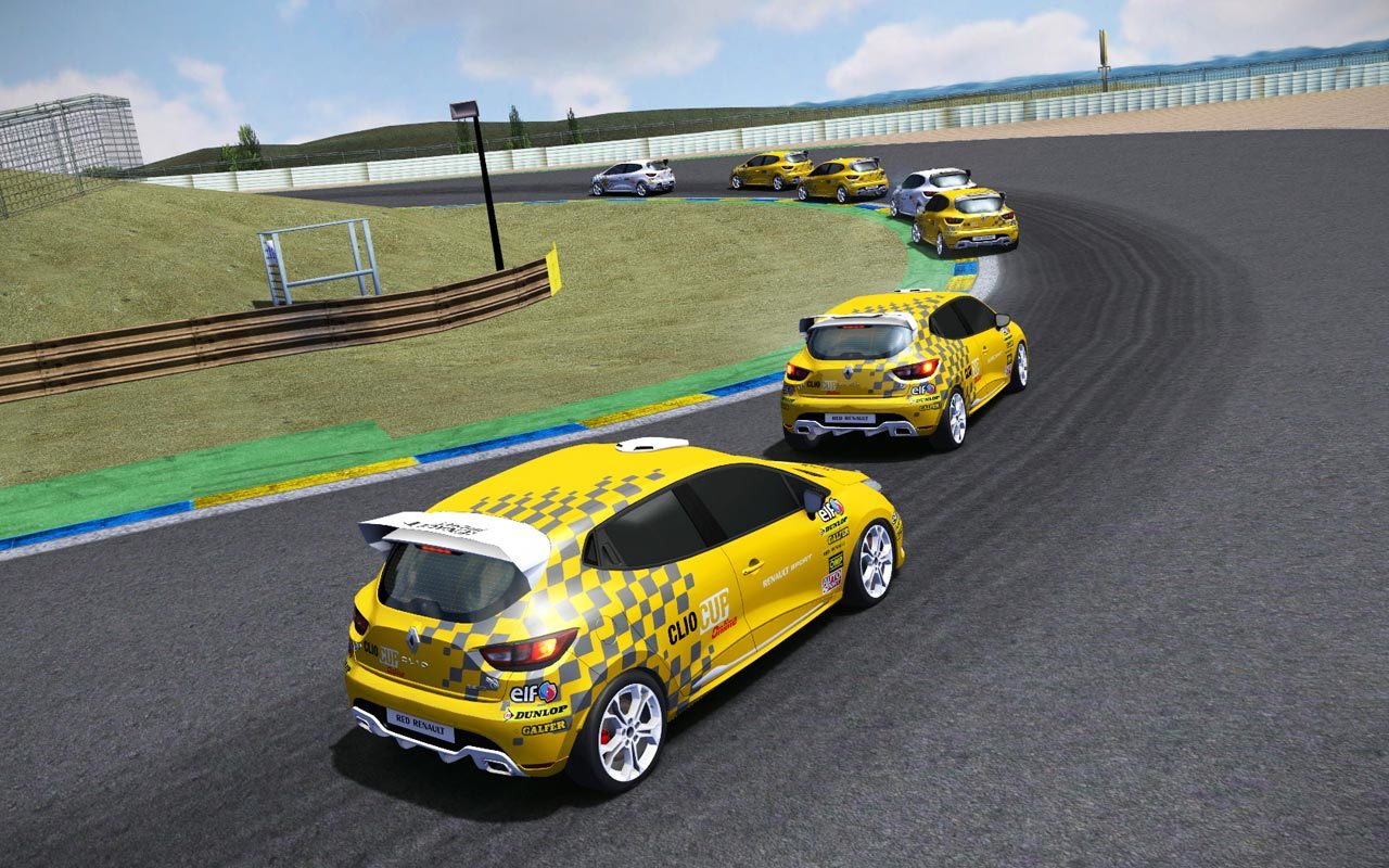 Foto de Renault Clio Cup On Line (19/24)