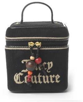 Juicy Couture: elegante bolso para guardar tus cosméticos