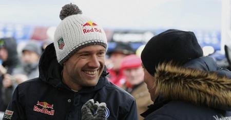 Rally de Suecia 2013: Sébastien Ogier marca la pauta en el tramo de clasificación