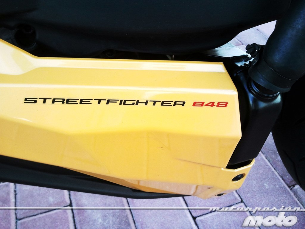 Foto de Ducati Streetfighter 848 (29/37)