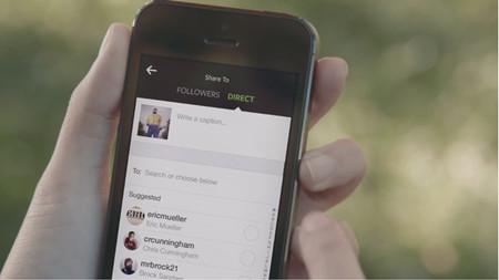 Instagram nos permitirá compartir fotografías en privado gracias a Direct