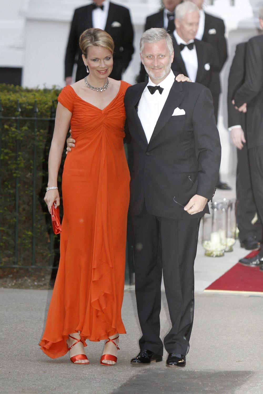Todas las asistentes a la cena de gala de la boda del príncipe Guillermo y Kate Middleton