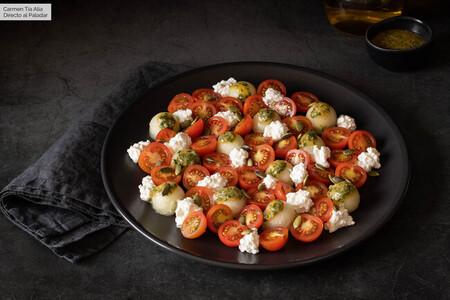Recetas variadas para contentar a todos en el menú semanal del 23 de agosto