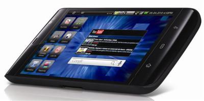 Dell Streak 5, el smartphone que se adelantó a su tiempo