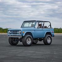 Velocity Restorations lanza dos Ford Bronco que puedes comprar sin tener que hacer lista de espera
