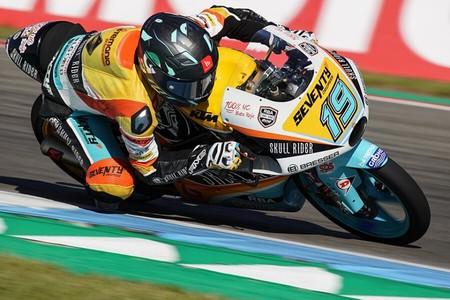 Gabriel Rodrigo Moto3 Motogp Republica Checa 2018