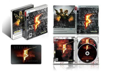 'Resident Evil 5', imágenes de su edición especial europea