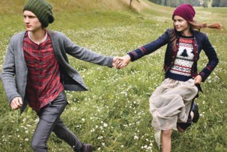 Haz del grunge la tendencia romántica del invierno
