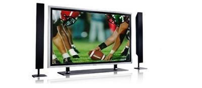 Pantallas HDTV de Dell