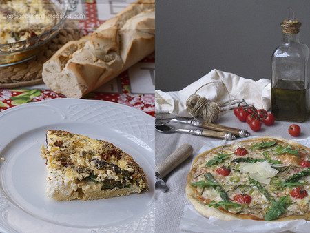 Paseo por la gastronomía de la red: Recetas con verduras y hortalizas