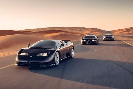 Bugatti Veyron Chiron Eb110 2020 4