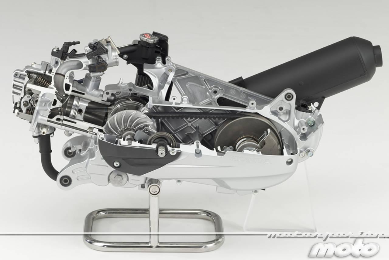 Honda Scoopy SH125i 2013, prueba (valoración, galería y ficha técnica)  - Fotos Detalles
