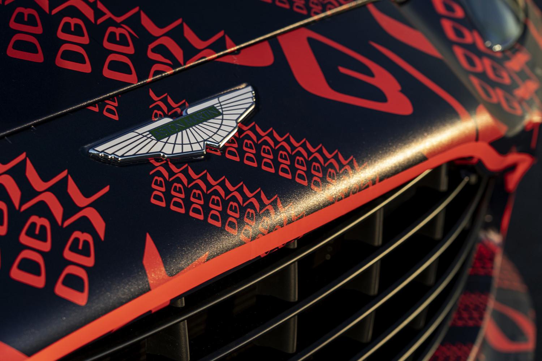 Foto de Aston Martin DBX, preproducción (3/23)