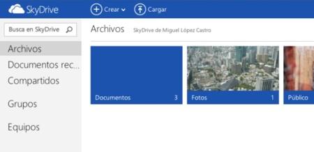 Simple, rápido y social: el nuevo SkyDrive a fondo