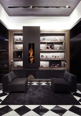 Interiorismo de lujo para la nueva boutique carolina - Interiorismo de lujo ...
