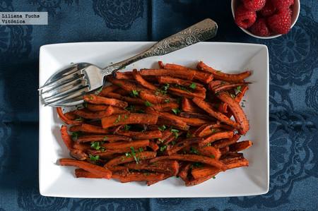 Palitos Zanahoria