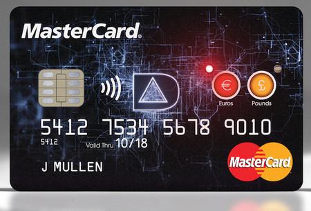 Mastercard Generic Euro Heroshot