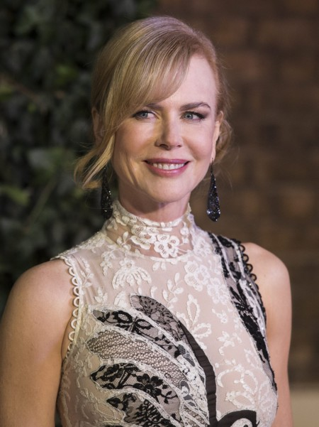 ¿Buscando ideas de un recogido natural pero elegante?: el de Nicole Kidman es una gran opción