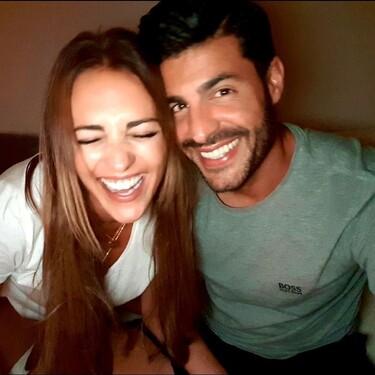 Paula Echevarría muestra sus imágenes más íntimas con Miguel Torres para felicitar a su 'Papi Chulo'