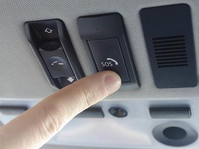 Cómo funciona la llamada de emergencia automática eCall (obligatoria en los coches nuevos el 1 abril)