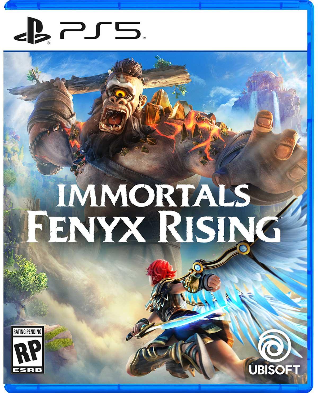 Immortals Fenyx Rising - PlayStation 5 - Standard Edition
