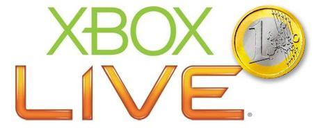 Un mes de Xbox Live por un euro