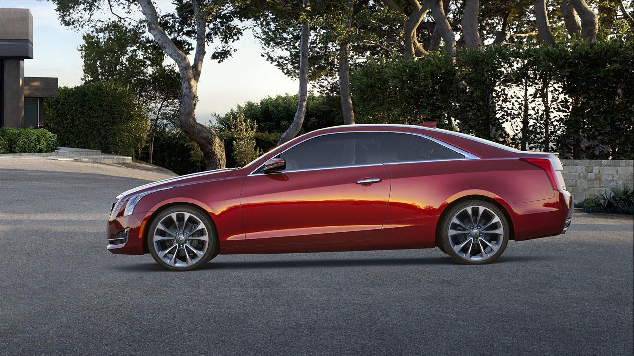 Foto de Cadillac ATS Coupé Europeo (26/33)