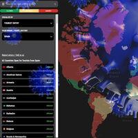 Esta web te muestra a qué países puedes viajar y qué restricciones hay por el COVID-19