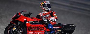 Ducati se toma con calma el mercado de MotoGP y Andrea Dovizioso contraataca con la opción de un año sabático