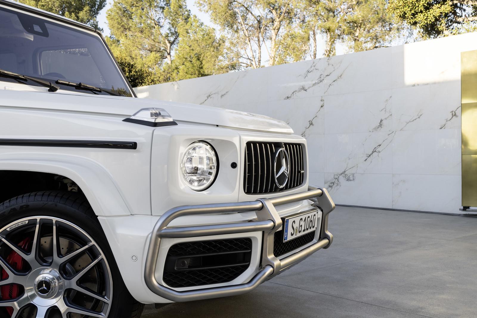 Foto de Mercedes-AMG G 63 2018 (4/53)