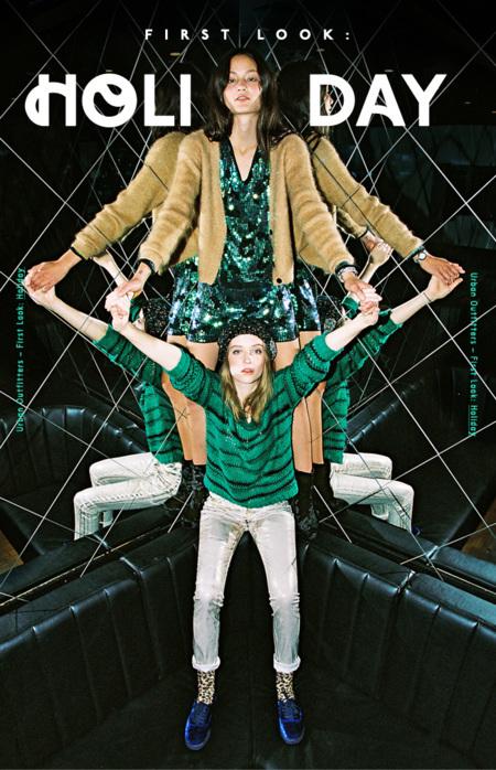 Urban Outfitters: colección fiesta 2011 y catálogo Navidad