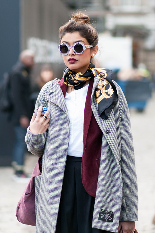 Street style Londres Fashion Week por Alberto Bringas (25/38)