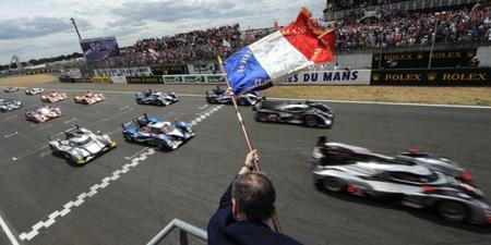Jim France, encargado de dar el banderazo de salida a las 24 horas de Le Mans 2013