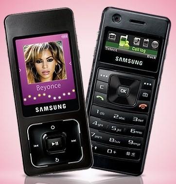 Las estrellas de la música fichan por los fabricantes de móviles